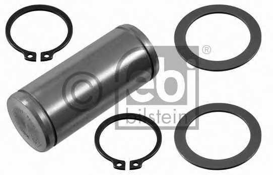 Ремкомплект, крепление тормозных колодок FEBI BILSTEIN 05737 - изображение