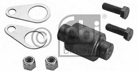 ремонтный комплект, ролик тормозных колодок FEBI BILSTEIN 05775 - изображение