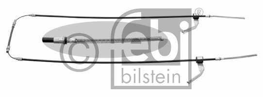 Трос стояночной тормозной системы FEBI BILSTEIN 05818 - изображение