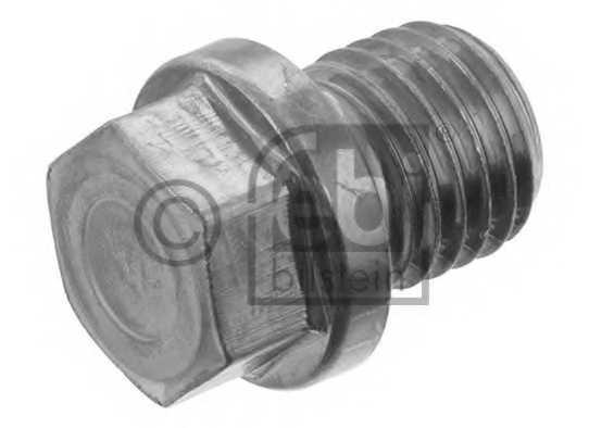 Резьбовая пробка, масляный поддон FEBI BILSTEIN 05961 - изображение