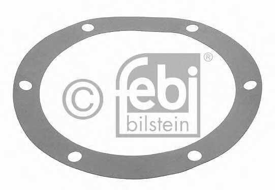 Сальник ступицы колеса FEBI BILSTEIN 06101 - изображение