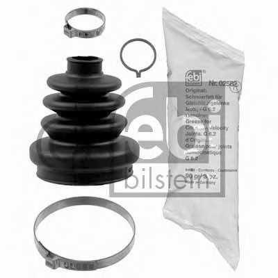 Комплект пылника приводного вала FEBI BILSTEIN 06129 - изображение