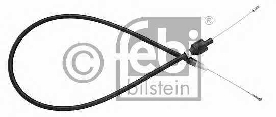 Трос управления сцеплением FEBI BILSTEIN 06169 - изображение