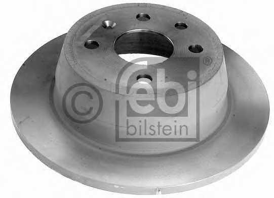 Тормозной диск FEBI BILSTEIN 06260 - изображение