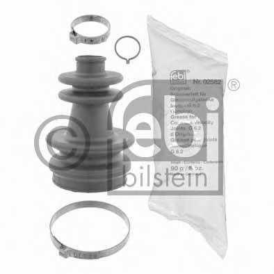 Комплект пылника приводного вала FEBI BILSTEIN 06295 - изображение