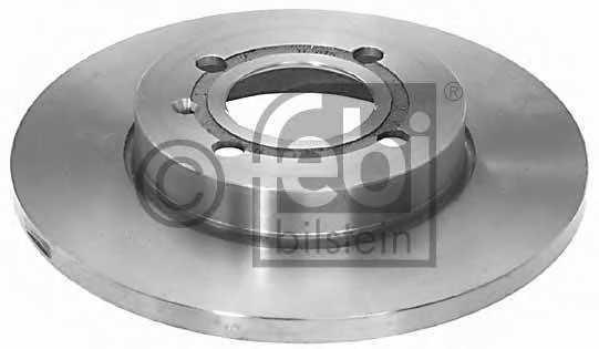 Тормозной диск FEBI BILSTEIN 06310 - изображение