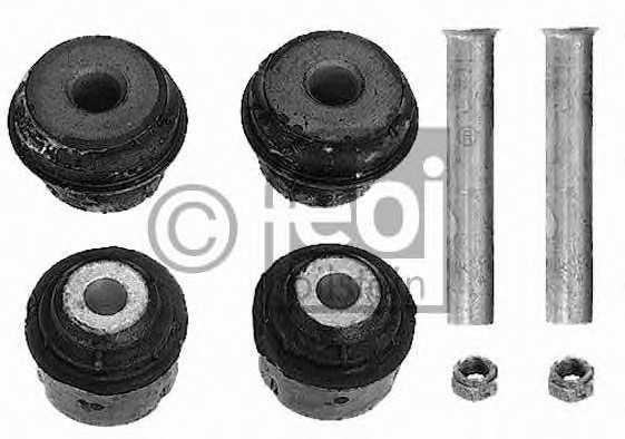 Монтажный комплект рычага независимой подвески колеса FEBI BILSTEIN 06350 - изображение