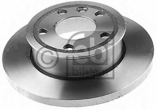 Тормозной диск FEBI BILSTEIN 06547 - изображение
