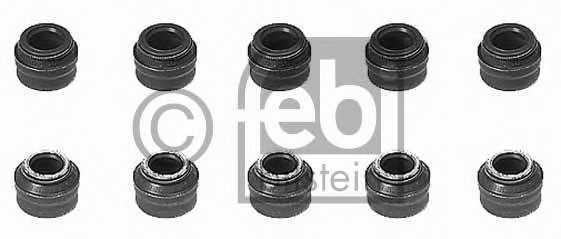 Комплект прокладок стержня клапана FEBI BILSTEIN 06653 - изображение