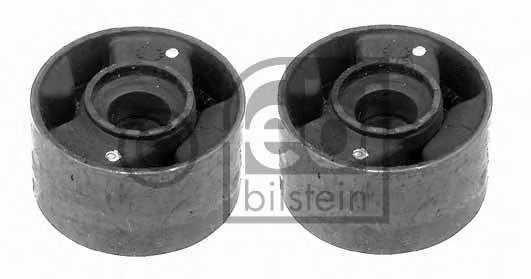 Монтажный комплект рычага независимой подвески колеса FEBI BILSTEIN 06661 - изображение
