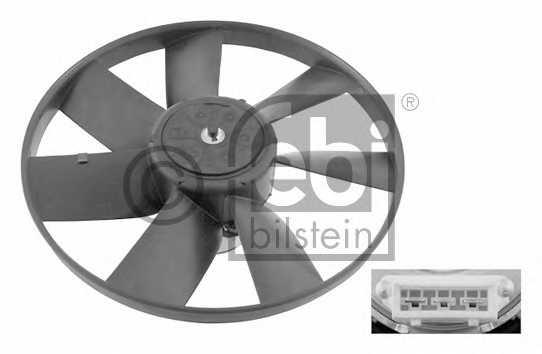 Вентилятор охлаждения двигателя FEBI BILSTEIN 06993 - изображение