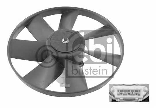 Вентилятор охлаждения двигателя FEBI BILSTEIN 06994 - изображение