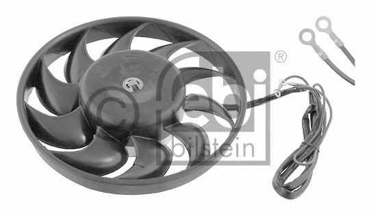 Вентилятор охлаждения двигателя FEBI BILSTEIN 06998 - изображение