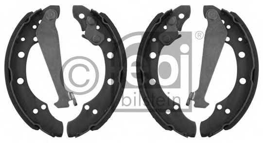 Комплект тормозных колодок FEBI BILSTEIN 07013 - изображение