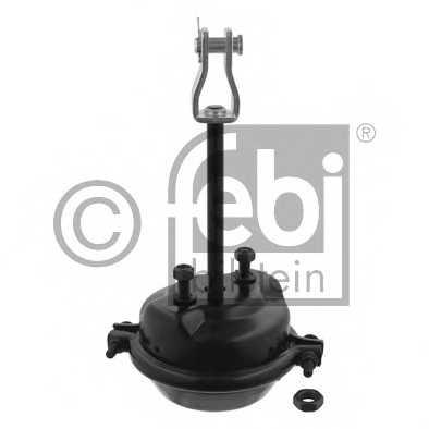 Тормозная пневматическая камера FEBI BILSTEIN 07082 - изображение