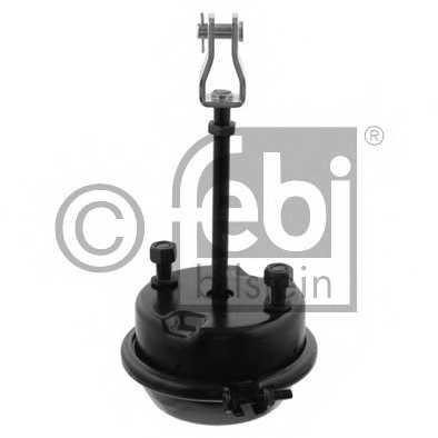 Тормозная пневматическая камера FEBI BILSTEIN 07086 - изображение