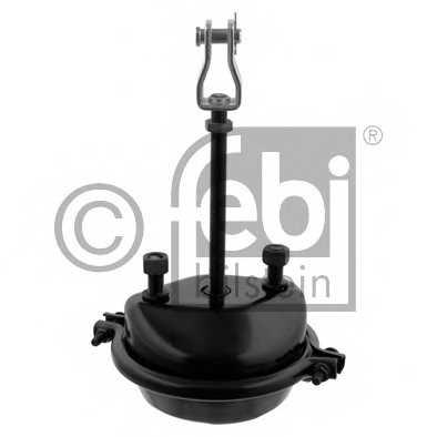 Тормозная пневматическая камера FEBI BILSTEIN 07088 - изображение