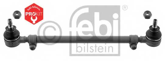 Поперечная рулевая тяга FEBI BILSTEIN 07258 - изображение