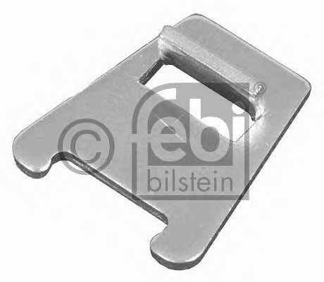 Кронштейн, цилиндр тормозных колодок FEBI BILSTEIN 07276 - изображение