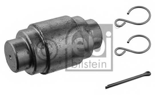 ремонтный комплект, ролик тормозных колодок FEBI BILSTEIN 07278 - изображение