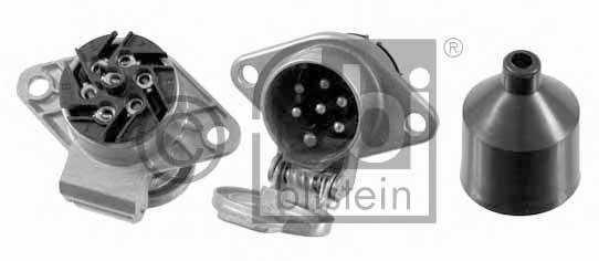 Розетка FEBI BILSTEIN 07343 - изображение