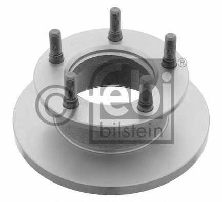 Тормозной диск FEBI BILSTEIN 07420 - изображение