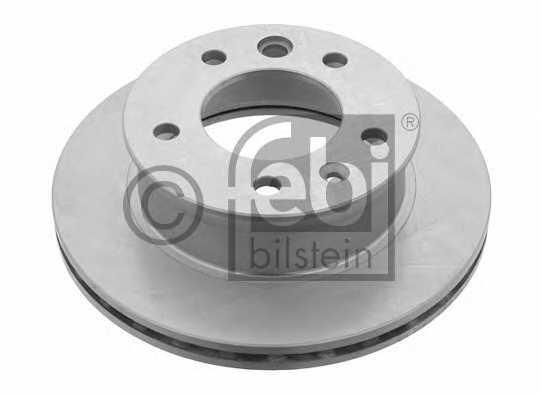 Тормозной диск FEBI BILSTEIN 07517 - изображение
