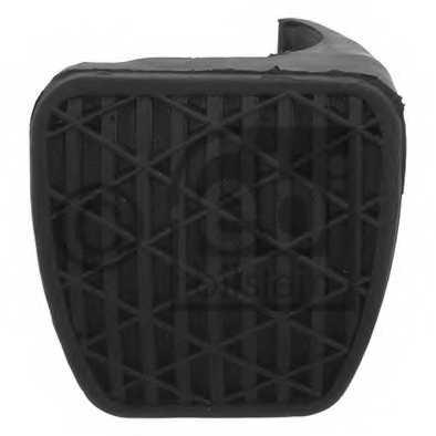 Педальные накладка, педаль тормоз FEBI BILSTEIN 07534 - изображение