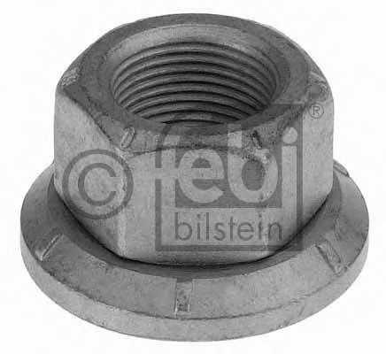 Гайка крепления колеса FEBI BILSTEIN 07663 - изображение