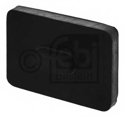 Упорная прокладка, листовая ресс FEBI BILSTEIN 07671 - изображение