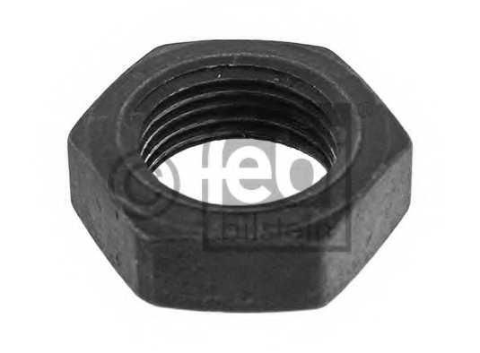 Контргайка, болт регулирования зазора в клапанах FEBI BILSTEIN 07718 - изображение