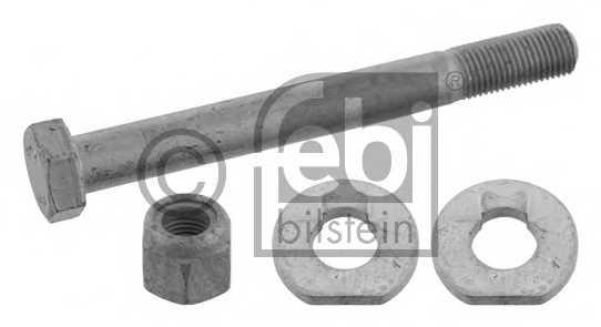 Болт регулировки развала колёс FEBI BILSTEIN 07752 - изображение