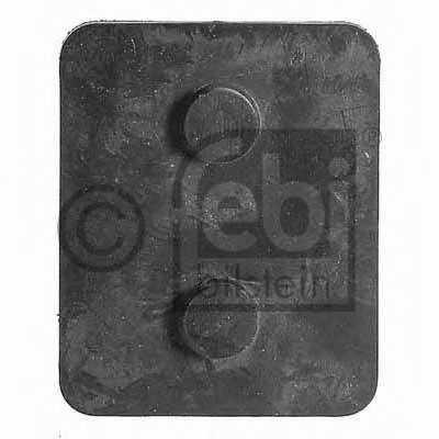 Упорная прокладка, листовая ресс FEBI BILSTEIN 07770 - изображение