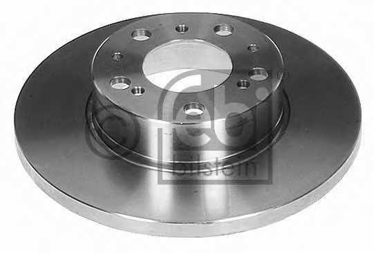Тормозной диск FEBI BILSTEIN 07899 - изображение