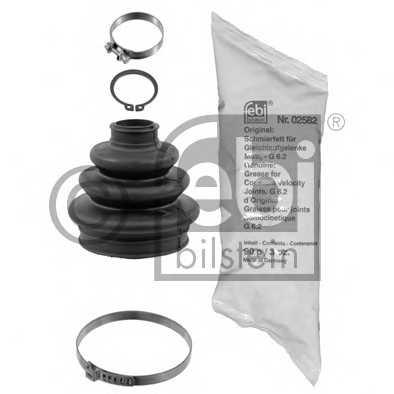 Комплект пылника приводного вала FEBI BILSTEIN 08061 - изображение