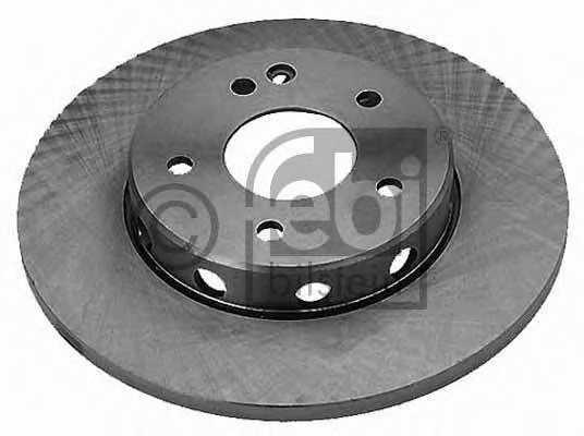 Тормозной диск FEBI BILSTEIN 08133 - изображение