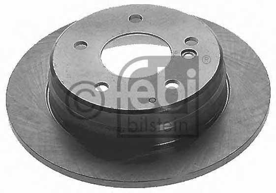 Тормозной диск FEBI BILSTEIN 08138 - изображение