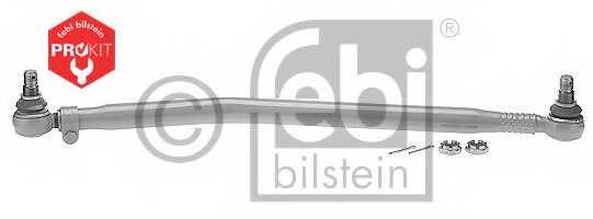 Продольная рулевая тяга FEBI BILSTEIN 08252 - изображение