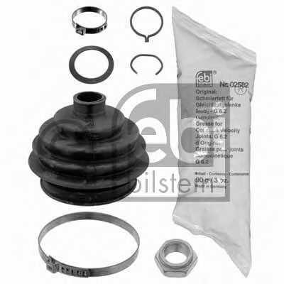 Комплект пылника приводного вала FEBI BILSTEIN 08299 - изображение