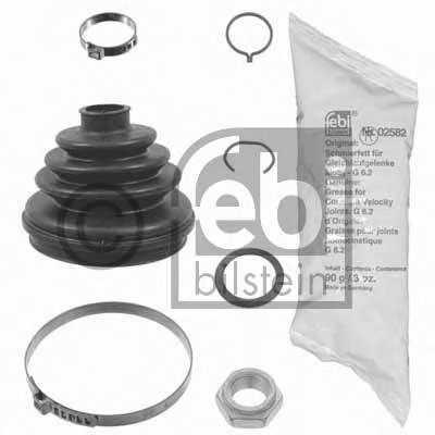 Комплект пылника приводного вала FEBI BILSTEIN 08301 - изображение