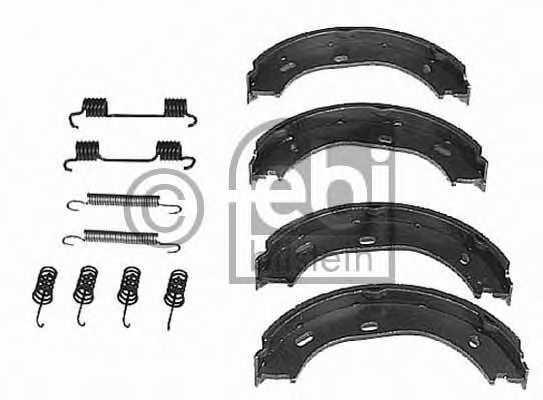Комплект колодок стояночной тормозной системы FEBI BILSTEIN 08324 - изображение