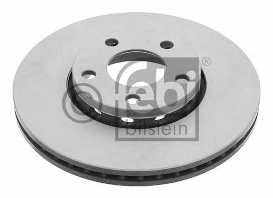 Тормозной диск FEBI BILSTEIN 08352 - изображение