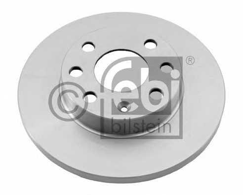Тормозной диск FEBI BILSTEIN 08504 - изображение