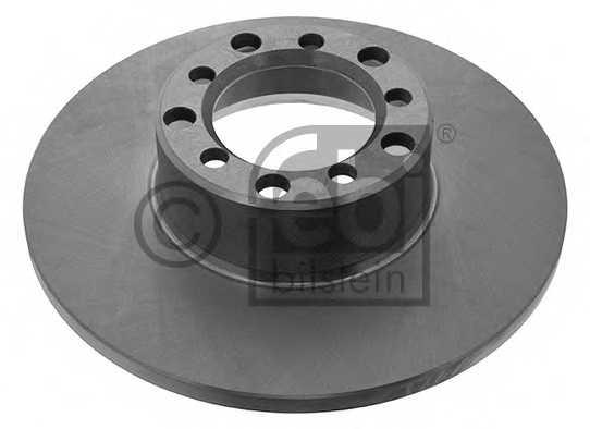 Тормозной диск FEBI BILSTEIN 08505 - изображение