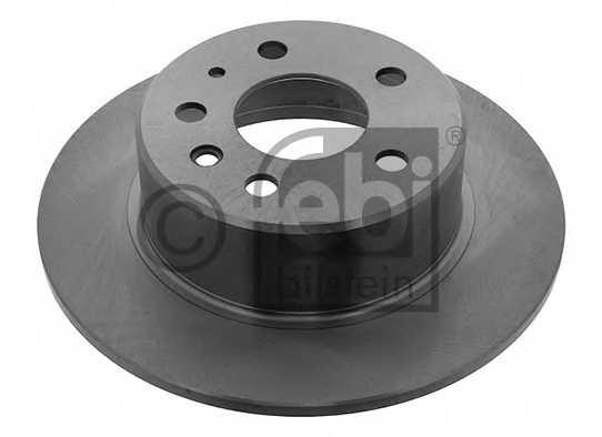 Тормозной диск FEBI BILSTEIN 08506 - изображение
