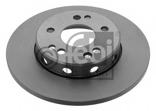 Тормозной диск FEBI BILSTEIN 08542 - изображение