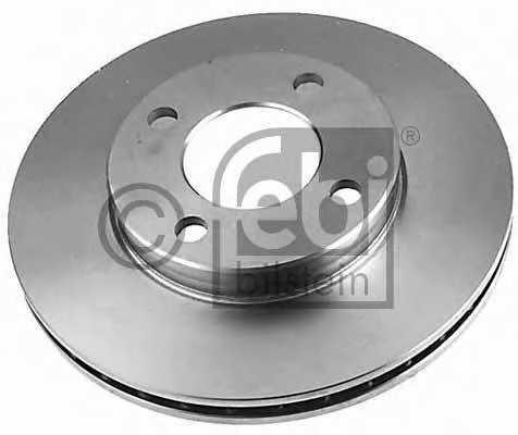 Тормозной диск FEBI BILSTEIN 08554 - изображение