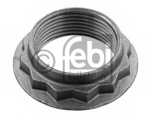 Гайка, вторичный вал ступенчатой коробки передач FEBI BILSTEIN 08731 - изображение
