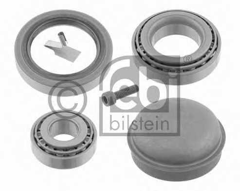Комплект подшипника ступицы колеса FEBI BILSTEIN 08841 - изображение