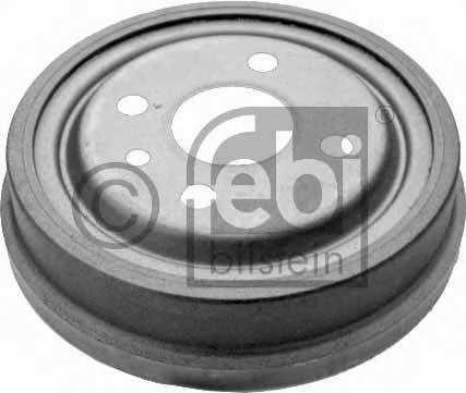Тормозной барабан FEBI BILSTEIN 08848 - изображение